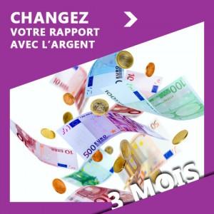 Vivez l'Abondance, changez votre rapport avec l'argent