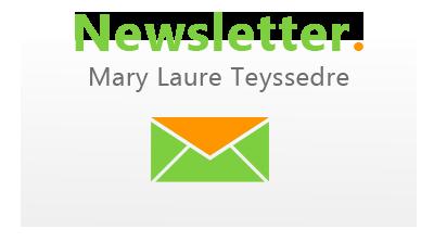 La Newsletter énergétique de Mary Laure Teyssedre